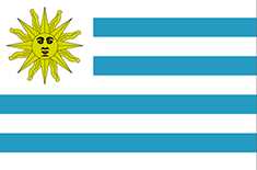 Vaccinations for Uruguay